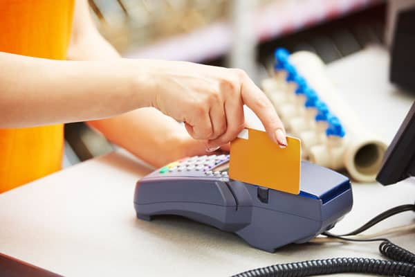 consumer retail credit accounts