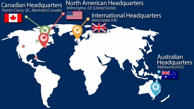 Phillips & Cohen Associates Global Presence